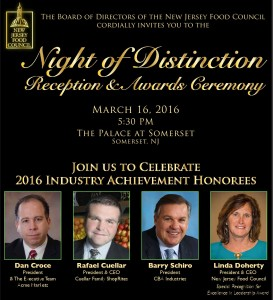 Night of Distinction 2016 Poster