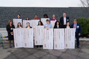 Release: Food Council Hosts Special Event for 2017 Education Scholarship Winners